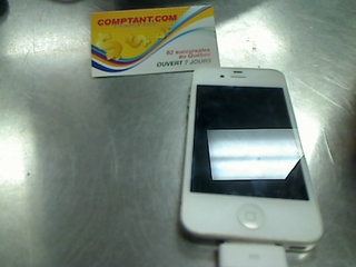 Iphone 4s 5.2gb (mdp: 1234)