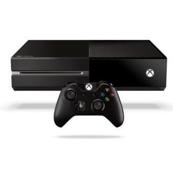 Xbox one with kinect and cables and cont
