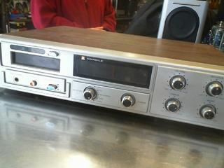 Ampli 8 track stereo