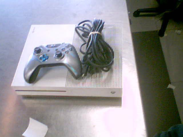 Xbox av 2 man no bat cover