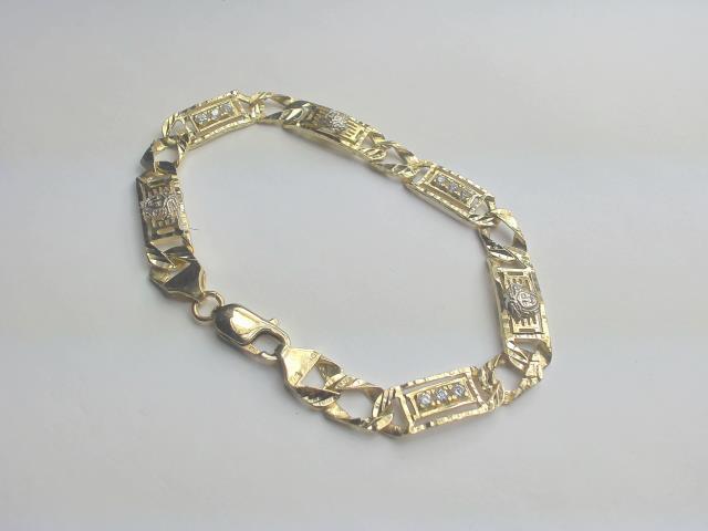Bracelet en or 10kt