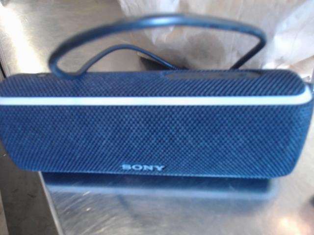 Speaker sony bleu bluetooth